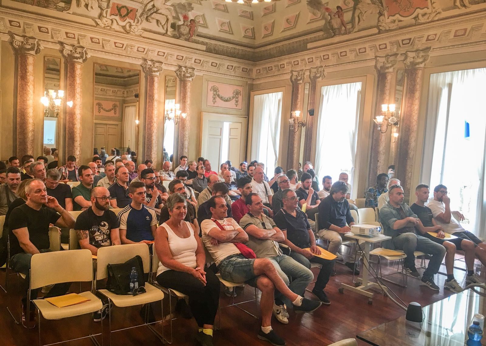 80a Assemblea Nazionale CLO in diretta con Fiera Milano
